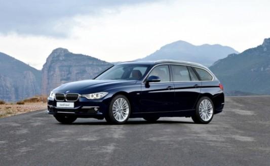Заказы на новый универсал 3-Series BMW начнет принимать летом