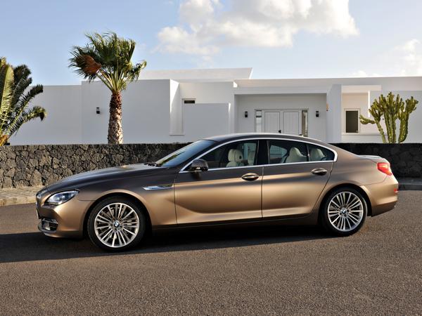 BMW в ближайшее время дополнит модельный ряд 4-Series