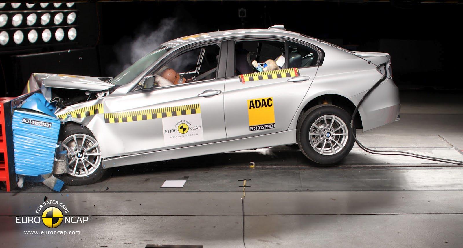Euro NCAP провела тесты четырех моделей