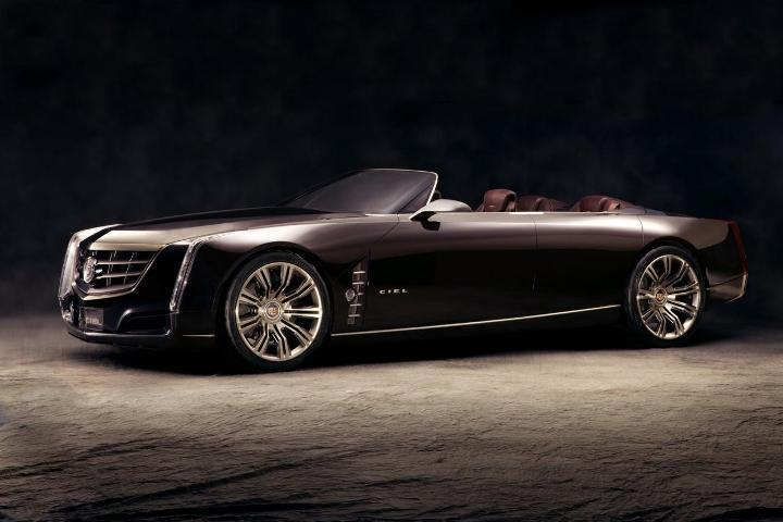 Cadillac создает платформу Omega для создания конкурента BMW 7