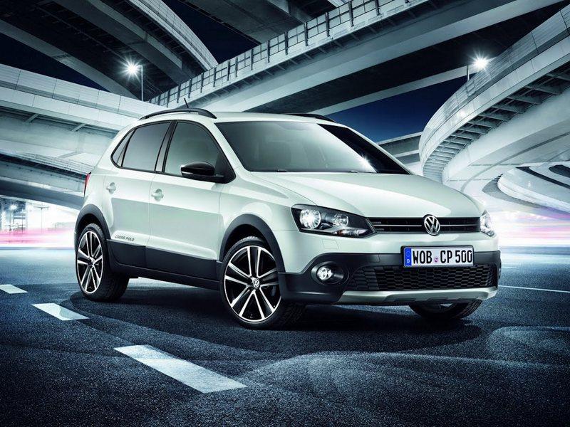 Volkswagen выпустит специальную серию CrossPolo Urban White