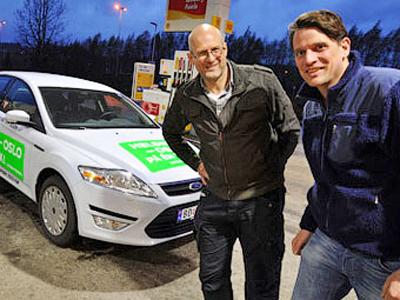 Европейскими рекордсменами экономичности стали норвежцы и Ford Mondeo
