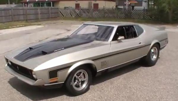 Ford Mustang продолжает бить рекорды мощности