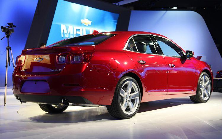 На Калининградском «Автоторе» началась сборка Chevrolet Malibu
