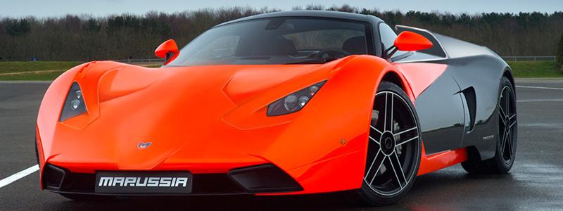 Первые серийные Marussia появятся в начале 2013 года