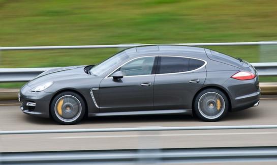 Подробности про будущего флагмана Porsche