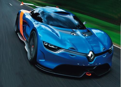 В планах Renault создание бренда для выпуска премиальных автомобилей