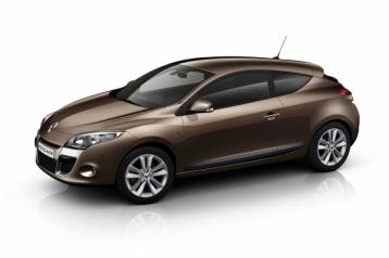 Обновленный Renault Megan поступает в продажу