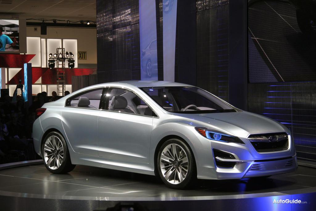 Subaru WRX следующего поколения получит электрокомпрессор