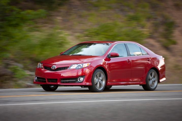 Toyota Camry на российском рынке будет только отечественной сборки