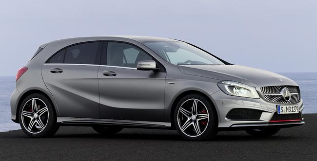 Mercedes-Benz A45 AMG будет претендовать на лидерство