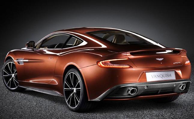 Aston Martin представил технические характеристики 310 Vanquish