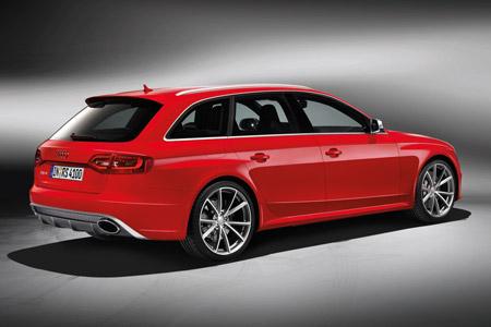 Объявлена цена на «заряженный» универсал Audi RS4