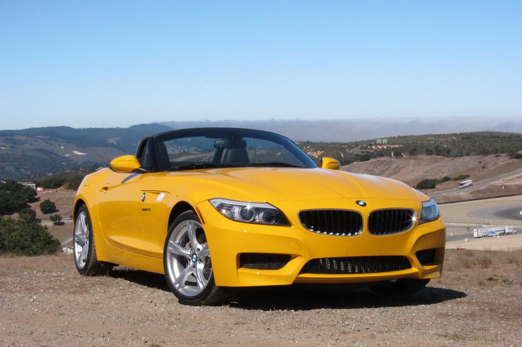 Создатели нового BMW Z4 сделают его еще «атлетичнее»
