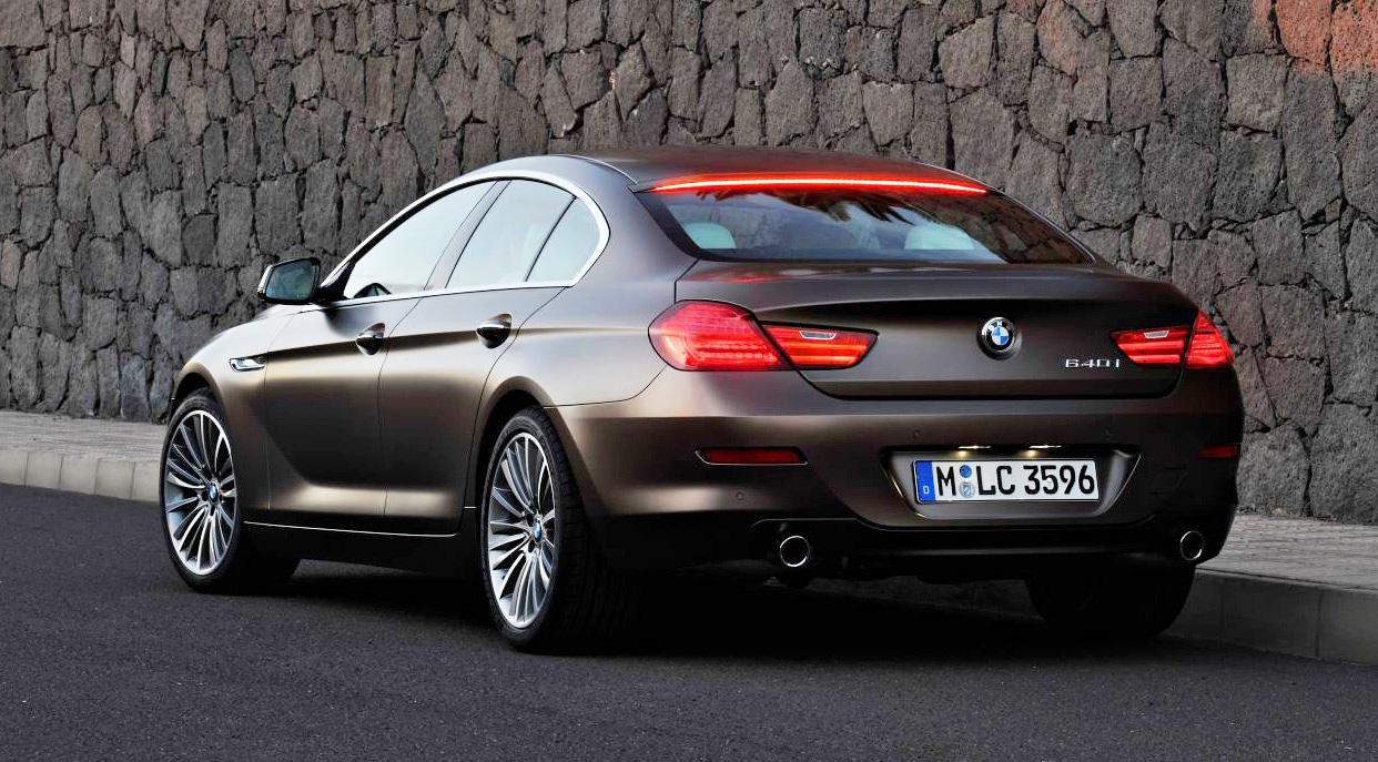 Прошла российская презентация BMW 6-Series Gran Coupe