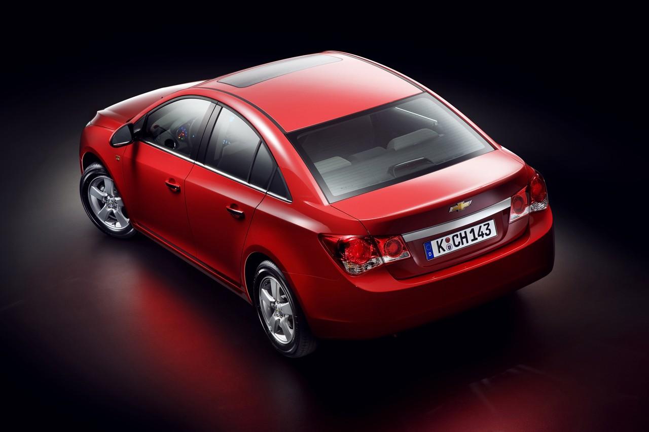 GM отзывает более 400 тыс. Chevrolet Cruze