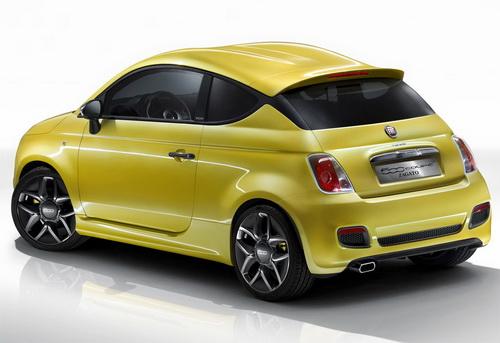 Fiat выпустит целый ряд моделей на платформе 500