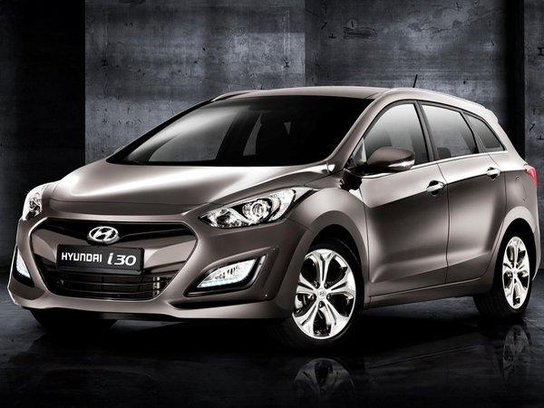 Hyundai i30 получила кузов универсал