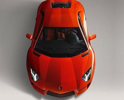 Aventador GT – четерыхдверный автомобиль от Lamborghini