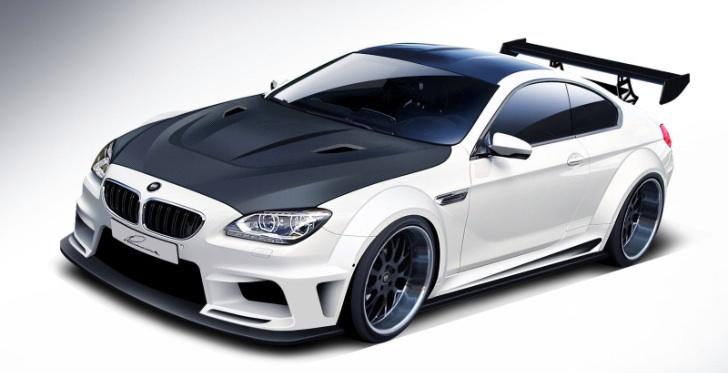 Lumma сообщила о работе над CLR 6 M на базе BMW M6