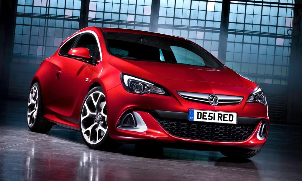 Концерн Opel сообщил новые цены на спорткупе Astra OPC