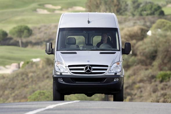 Mercedes-Benz будет собирать в Нижнем Новгороде модель Sprinter