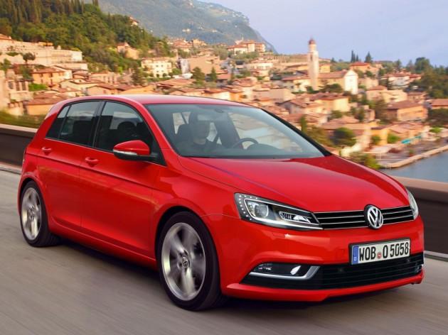 Новый Volkswagen Golf GTI будет обладать большей мощностью