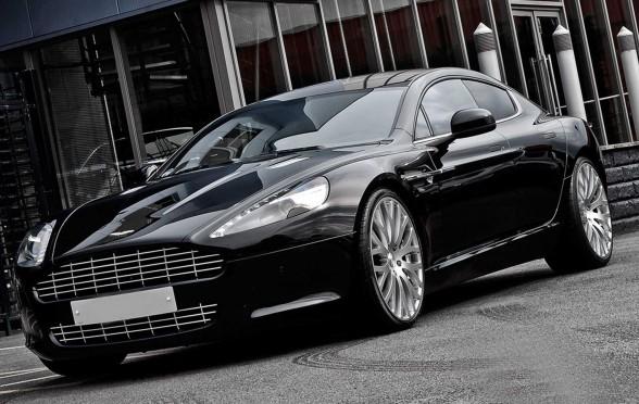 На рынке появился Aston Martin Rapide от Kahn Design