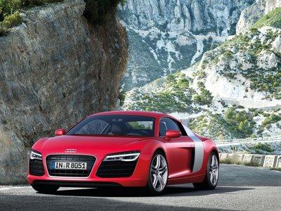 Подробности об обновлении Audi R8