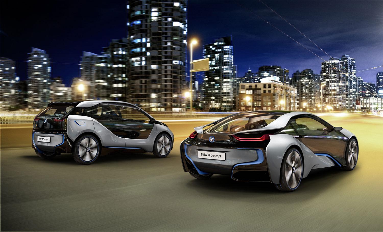 I-серия компании BMW будет продаваться в интернете
