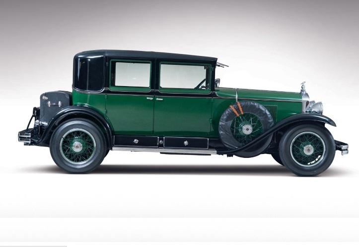 Лимузин Аль Капоне будет продан на аукционе