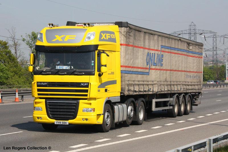 DAF и Rhenus будут увеличивать присутствие голландского производителя в СНГ
