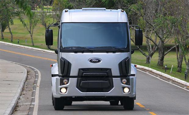 Грузовики Ford Cargo отмечают юбилей