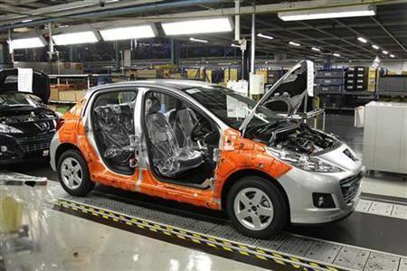 Peugeot-Citroen закрывает производственные мощности