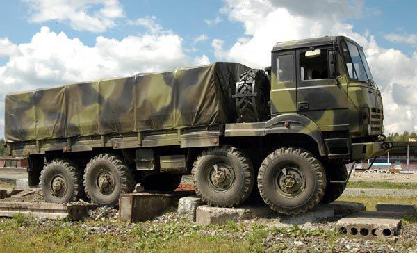 Новые силовые агрегаты и тягачи представила «Группа ГАЗ»