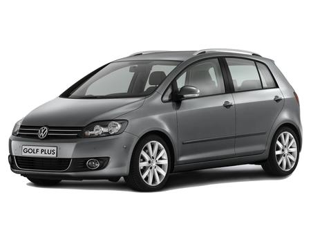 Модификация Match модели Volkswagen Golf Plus уже на росссийском рынке