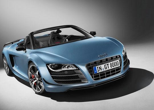 Начался прием заказов на обновленный Audi R8