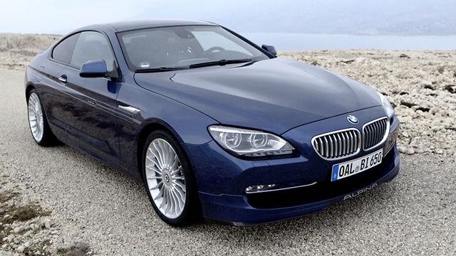 На российском рынке появился BMW Alpina B6