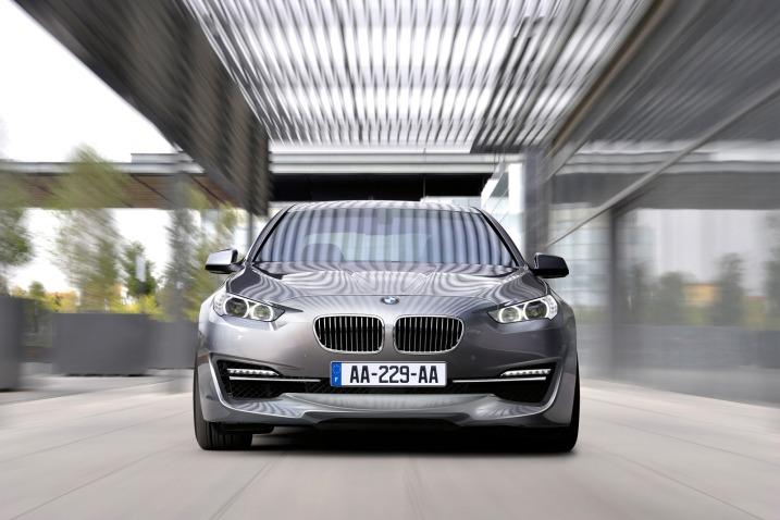 BMW начинает выпуск 3-series в версии хэтчбек