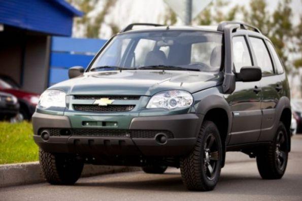 Запущена сборка специально подготовленной Chevrolet Niva