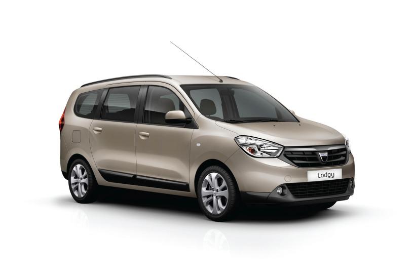 Renault подумывает над выпуском модели Lodgy в России