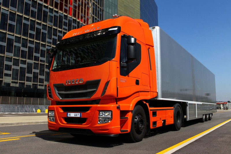 Новый Iveco Stralis – высокое качество жизни