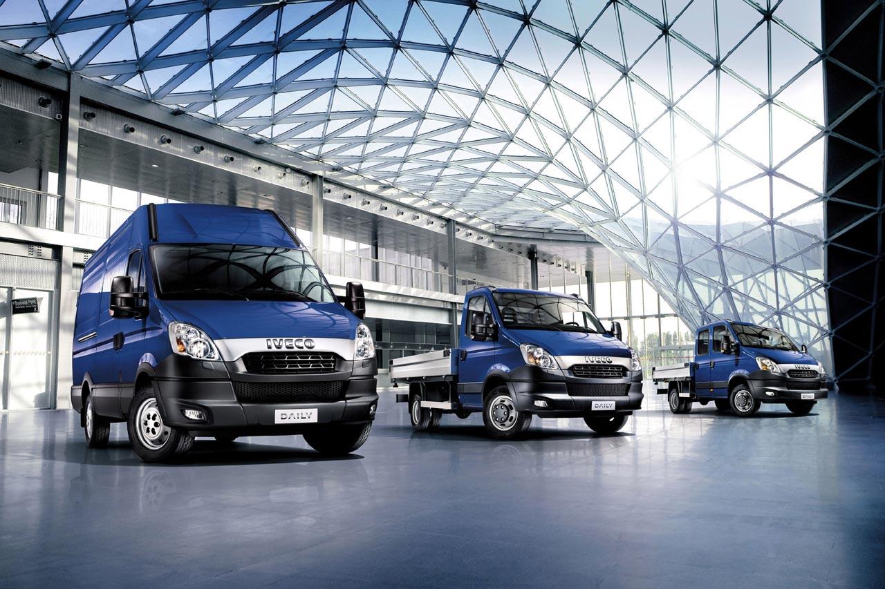 На мощностях ЗИЛ будет налажено производство Iveco Daily, Fiat Ducato и Renault Master
