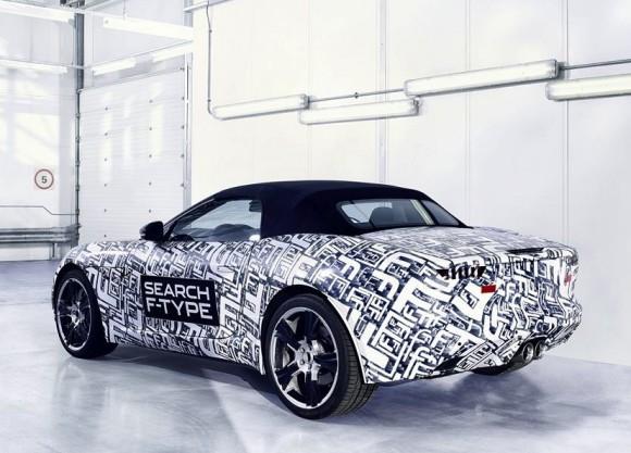Родстер F-Type от Jaguar в серийной версии будет дебютировать в Париже