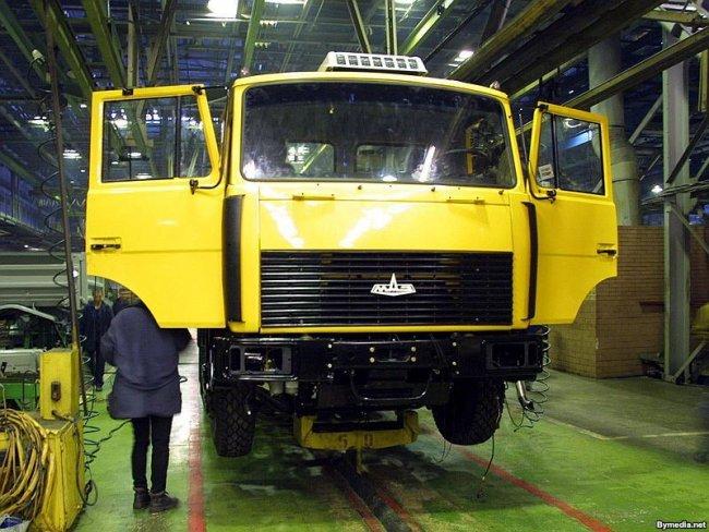 КАМАЗ и МАЗ могут объединиться для совместного выпуска грузовиков