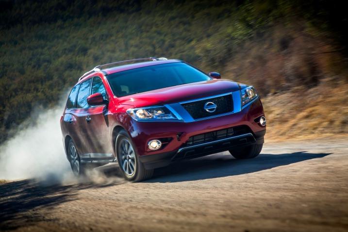 Новый Nissan Pathfinder был официально представлен