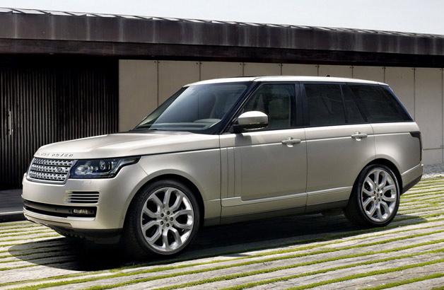 Стали известны подробности о новом Range Rover до официального представления