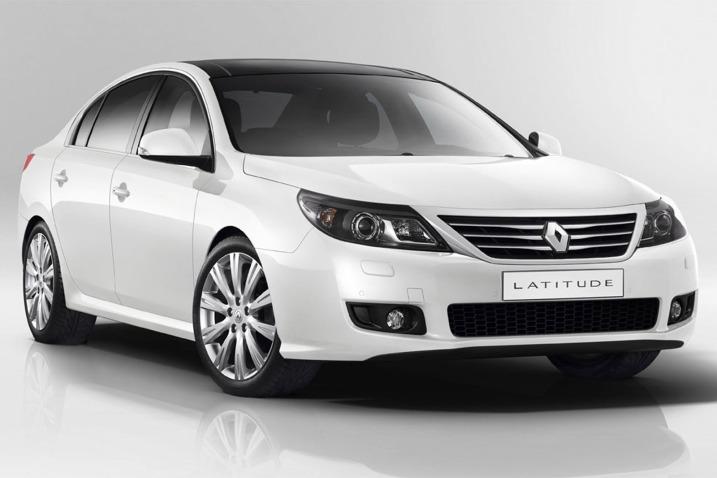 Renault начал собирать Latitude и Koleos в России
