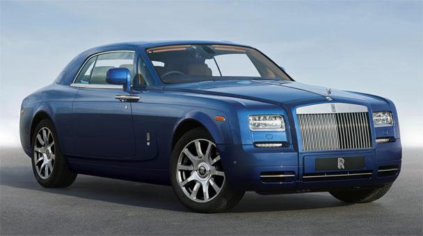Rolls-Royce представит самое быстрое купе за всю историю марки