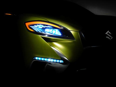 На автосалоне в Париже Suzuki покажет новый компактный кроссовер